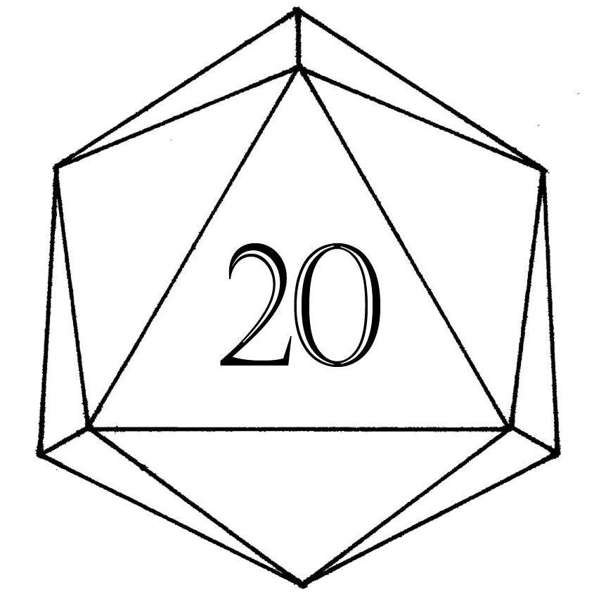 Merch | 20 Sided Records